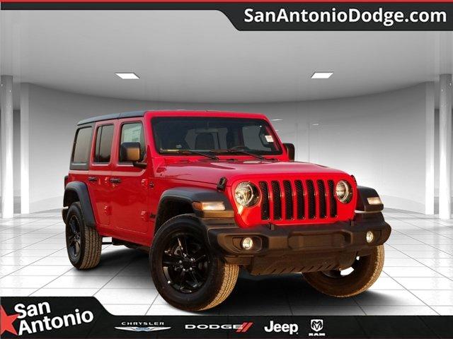 2020 Jeep Wrangler Unlimited Sport Altitude