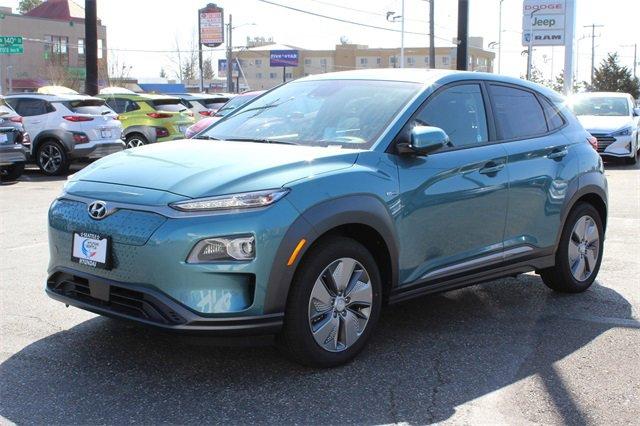 New 2020 Hyundai Kona EV in Seattle, WA