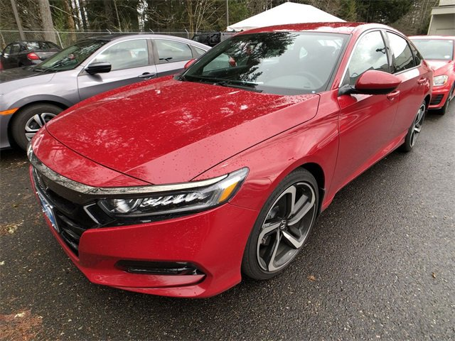 Used 2019 Honda Accord Sedan in Olympia, WA