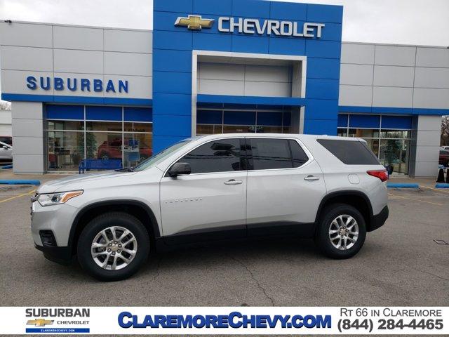 New 2020 Chevrolet Traverse in Claremore, OK