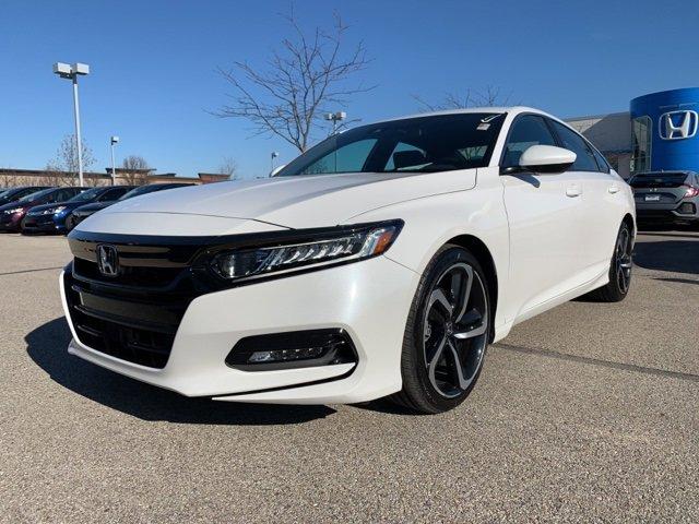 Used 2019 Honda Accord Sedan in Fishers, IN