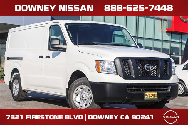 2020 Nissan NV Cargo SV NV1500 Standard Roof V6 SV Regular Unleaded V-6 4.0 L/241 [7]