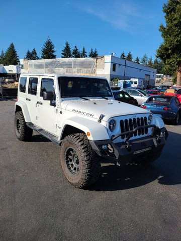 Used 2014 Jeep Wrangler Unlimited 4WD 4dr Rubicon