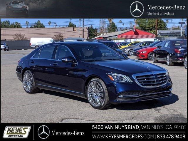 New 2020 Mercedes-Benz S-Class in , CA