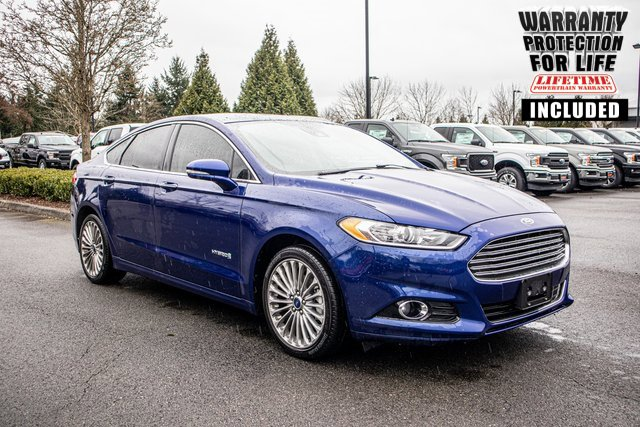Used 2014 Ford Fusion in Sumner, WA