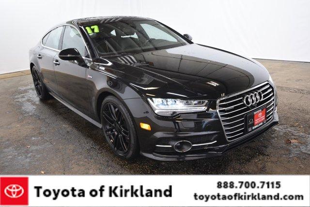 Used 2017 Audi A7 in Kirkland, WA