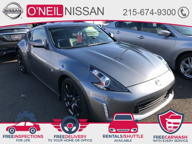 2018 Nissan 370Z Coupe Touring Touring Auto Premium Unleaded V-6 3.7 L/226 [0]
