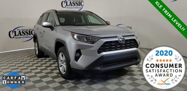 Used 2019 Toyota RAV4 in Midland, TX