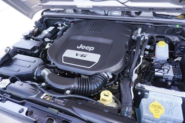 Used 2018 Jeep Wrangler JK Sport 4x4