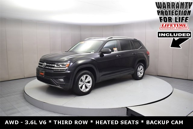 Used 2018 Volkswagen Atlas in Sumner, WA
