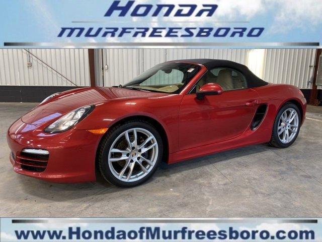 Used 2013 Porsche Boxster in Murfreesboro, TN