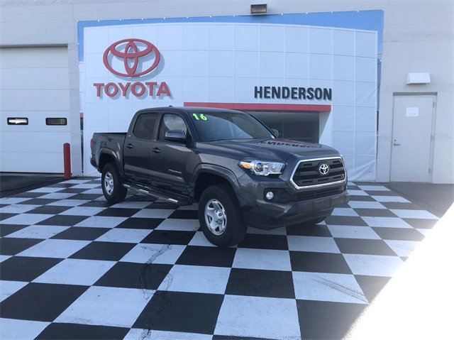 Used 2016 Toyota Tacoma in Henderson, NC
