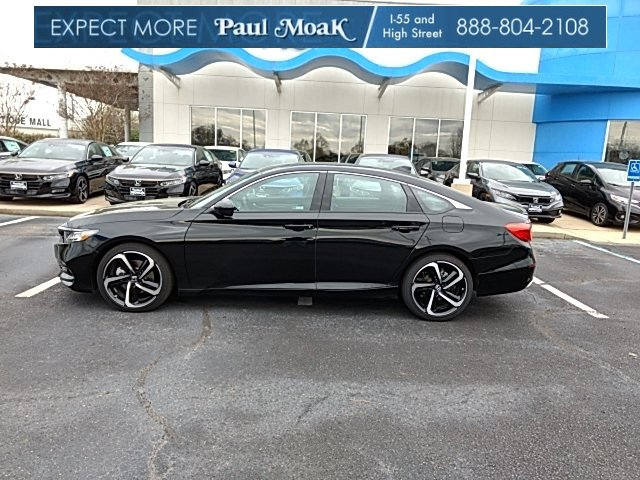 Used 2018 Honda Accord Sedan in Jackson, MS