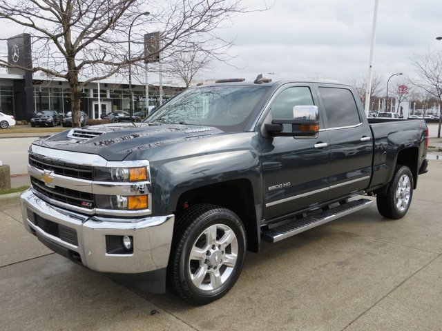 Used 2018 Chevrolet Silverado 2500HD in Akron, OH