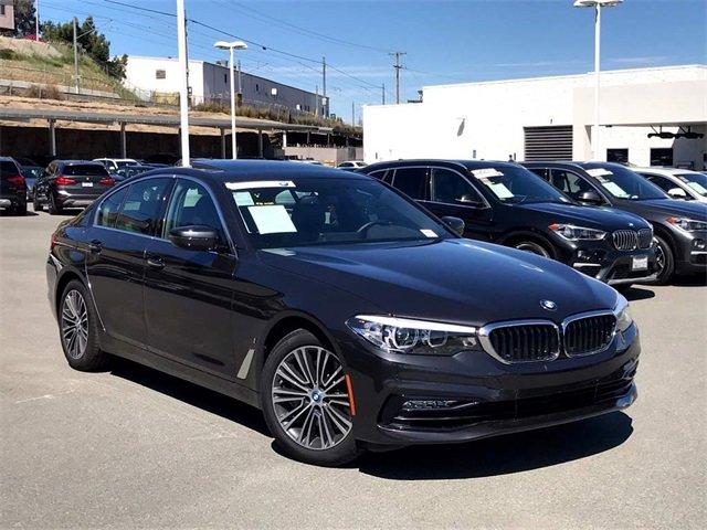 Used 2018 BMW 5 Series in San Diego, CA