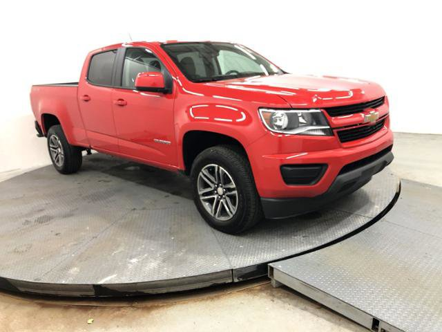 """2019 Chevrolet Colorado 4WD Crew Cab 140.5"""" Work Truck"""