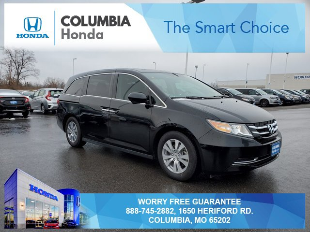 Used 2017 Honda Odyssey in Columbia, MO