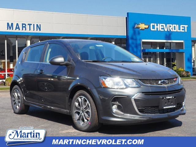 2020 Chevrolet Sonic LT 5dr HB LT w/1SD Turbocharged Gas I4 1.4L/83 [6]