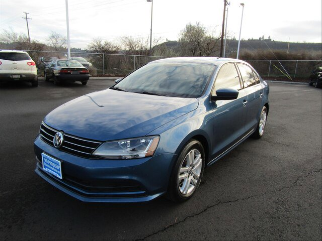 Used 2017 Volkswagen Jetta in The Dalles, OR