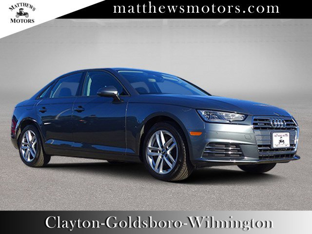 Used 2017 Audi A4 in , NC