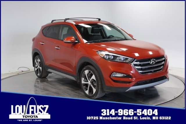 Used 2017 Hyundai Tucson in St. Louis, MO
