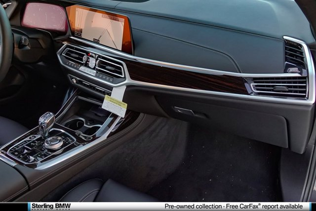 2020 BMW X7 M50i