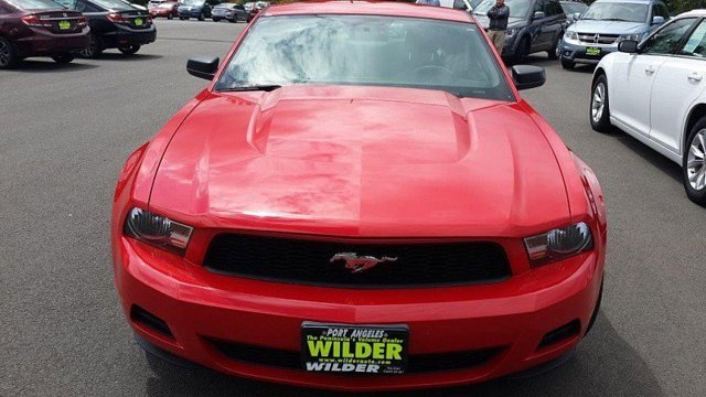 Used 2010 Ford Mustang 2d Coupe Premium