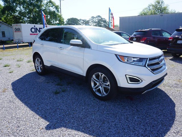 Used 2018 Ford Edge in New Iberia, LA
