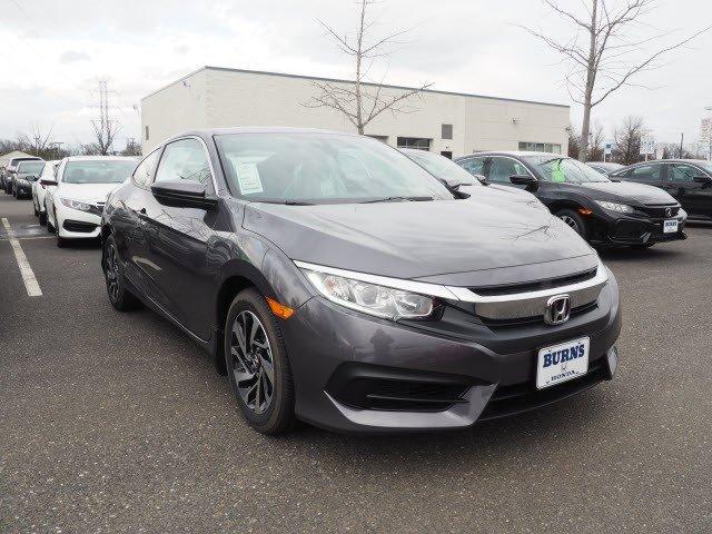 New 2017 Honda Civic Coupe in Marlton, NJ