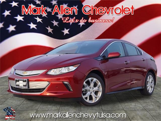 New 2018 Chevrolet Volt in Glenpool, OK
