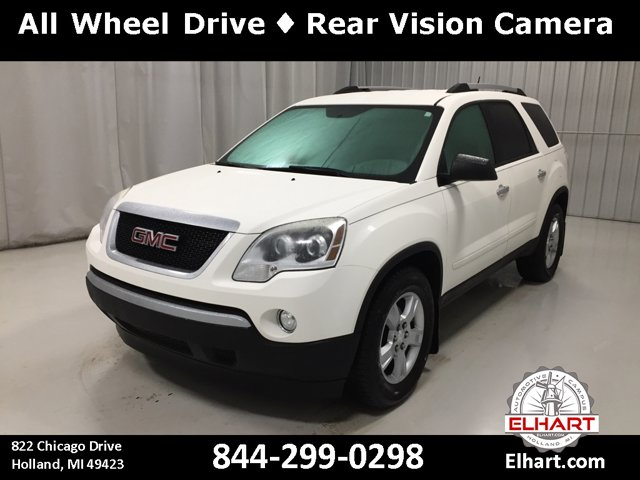 Used 2012 GMC Acadia in Holland, MI
