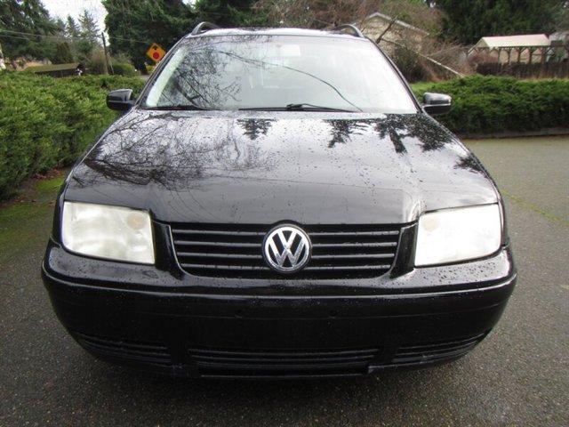 Used 2002 Volkswagen Jetta Wagon 4dr Wgn GLS Auto