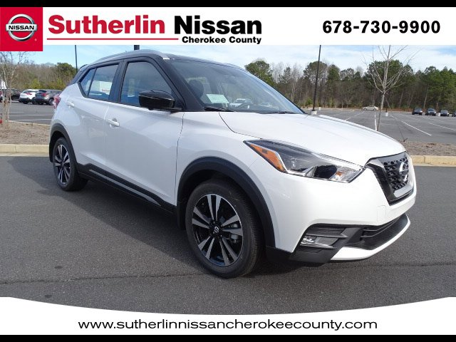 New 2019 Nissan Kicks in Holly Springs, GA