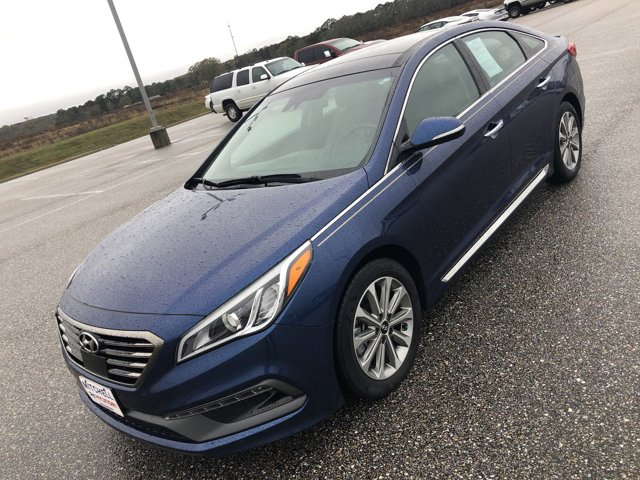 Used 2016 Hyundai Sonata in Dothan & Enterprise, AL