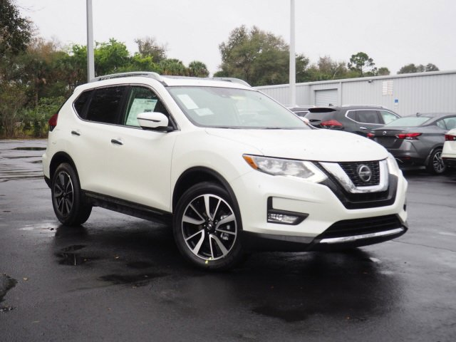 New 2020 Nissan Rogue in Titusville, FL