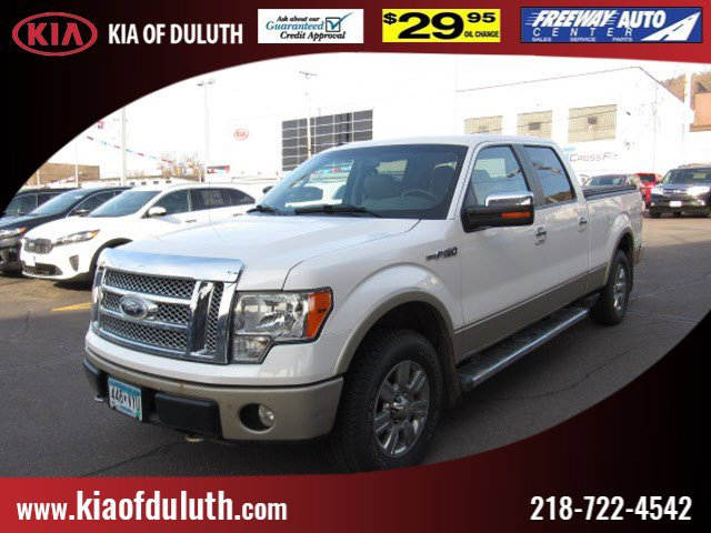 Used 2010 Ford F-150 in Duluth, MN