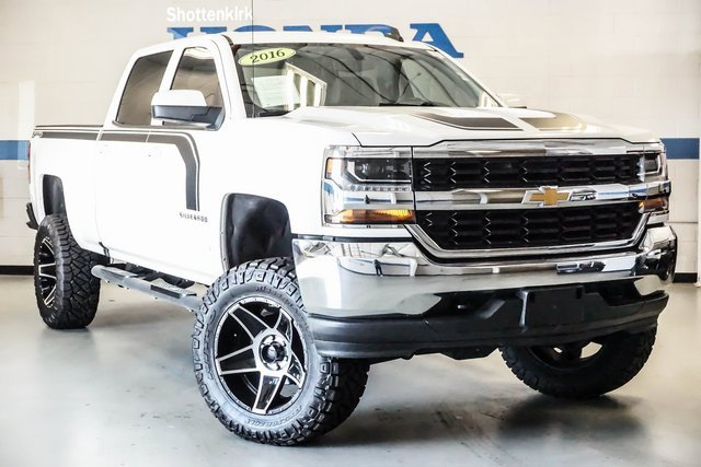 Used 2016 Chevrolet Silverado 1500 in Cartersville, GA