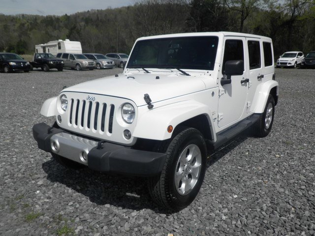 Used 2014 Jeep Wrangler Unlimited in Fort Payne, AL