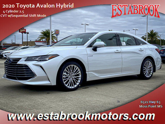 New 2020 Toyota Avalon Hybrid in Moss Point, MS