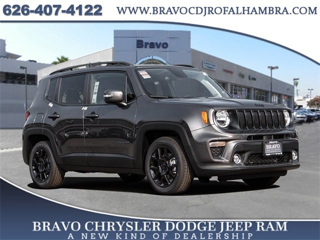 2020 Jeep Renegade Altitude Altitude FWD Regular Unleaded I-4 2.4 L/144 [1]