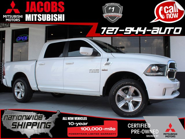 Used 2015 Ram 1500 in New Port Richey, FL