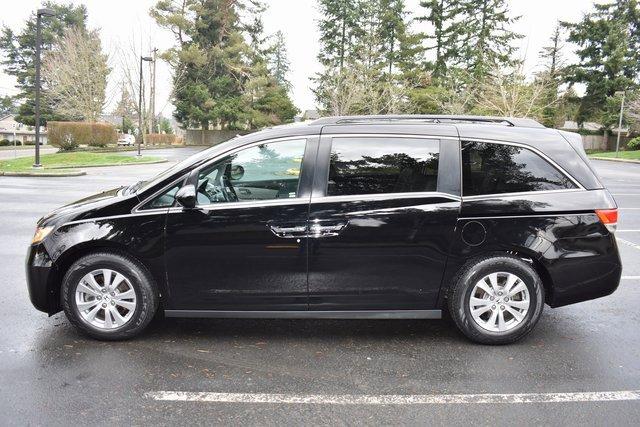 Used 2017 Honda Odyssey in Lynnwood, WA