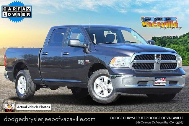 2019 Ram 1500 Classic SLT SLT 4x2 Crew Cab 6'4″ Box Regular Unleaded V-8 5.7 L/345 [2]