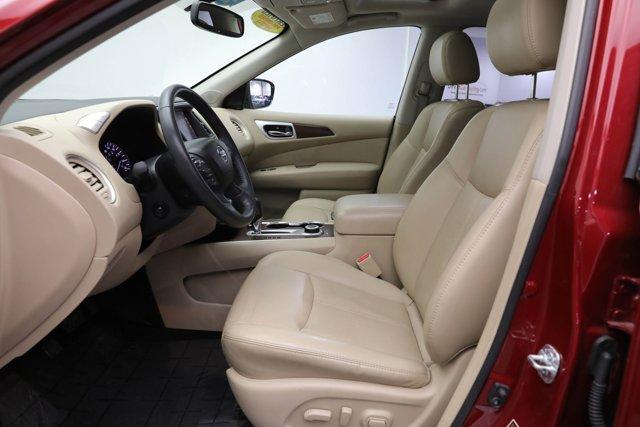 2017 Nissan Pathfinder for sale 125470 12