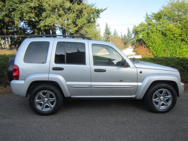 Used 2003 Jeep Liberty 4dr Limited