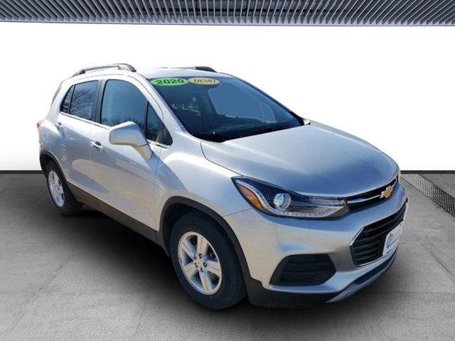 New 2020 Chevrolet Trax in Miami, OK