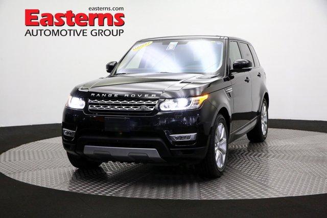 2016 Land Rover Range Rover Sport V6 HSE Sport Utility