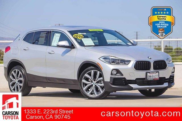 2020 BMW X2 sDrive28i sDrive28i Sports Activity Vehicle Intercooled Turbo Premium Unleaded I-4 2.0 L/122 [5]
