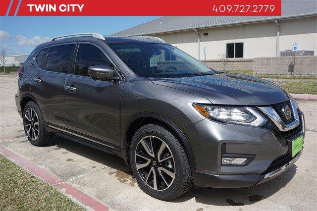 New 2020 Nissan Rogue in Port Arthur, TX
