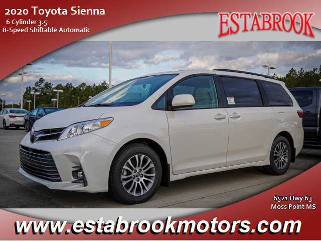 New 2020 Toyota Sienna in Moss Point, MS